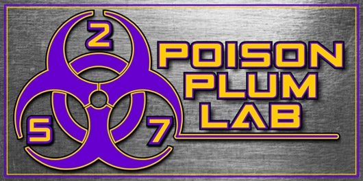 Escape Game Poison Plum Lab 257, Great Room Escape. New York.