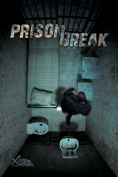 Квест Prison Break, X-Room. Нью-Йорк.