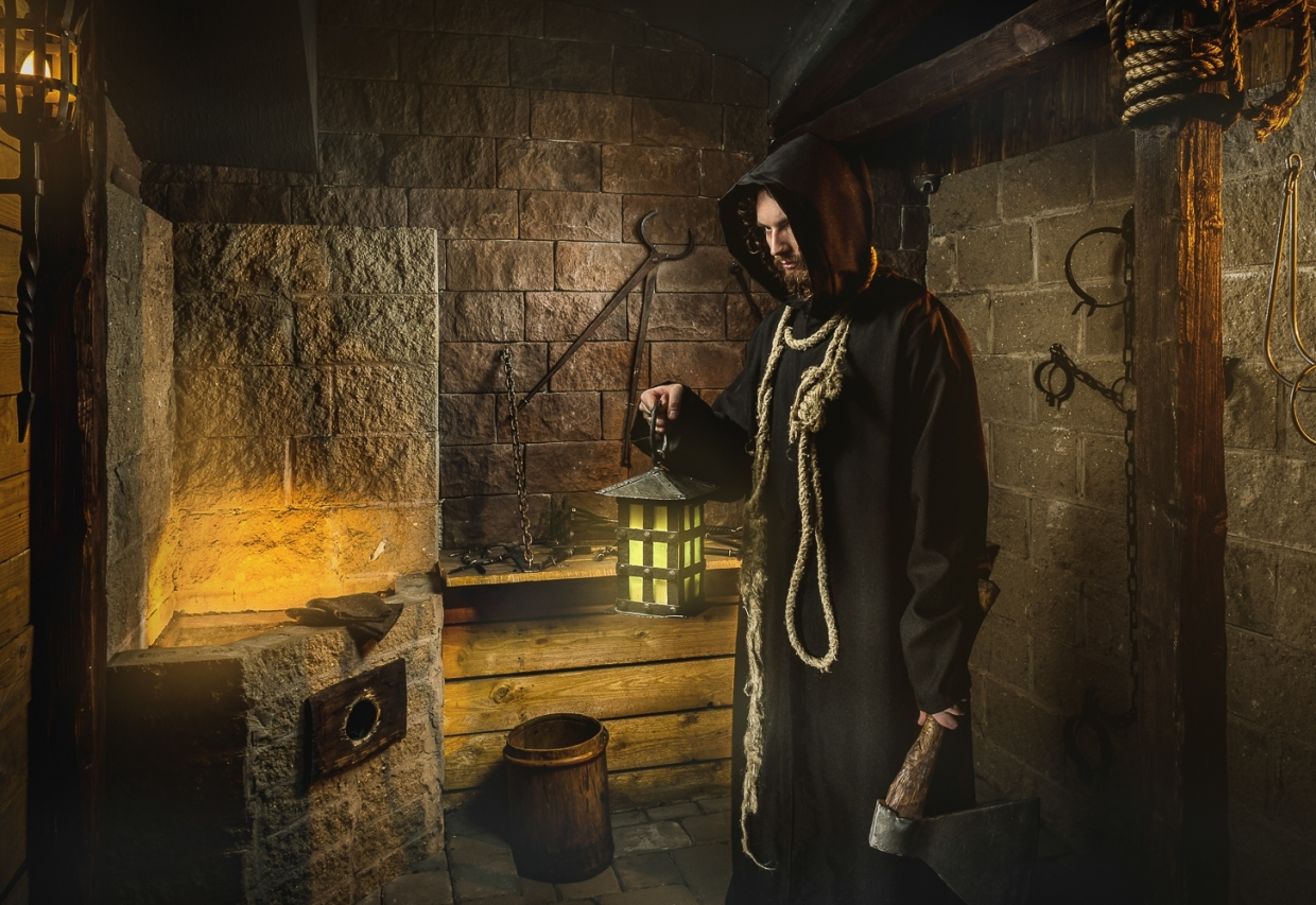 Escape Room The Dungeon New York By Claustrophobia